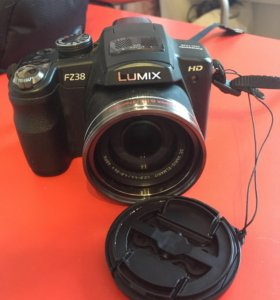 Цифровой фотоаппарат Panasonic lumix dmc fz 38