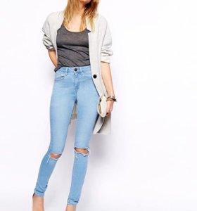 Новые) 28)джинсы+🎁