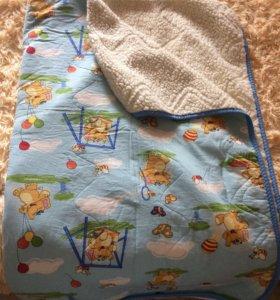 Детское одеяло цыгейка
