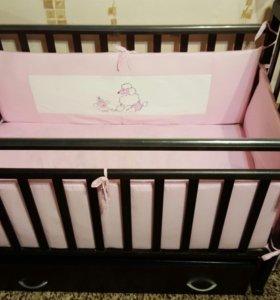 Кроватка Алита