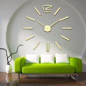 3Д часы