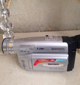 Видио Камера 🎥 Panasonic