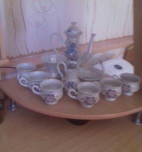 Чайный сервиз фарфор