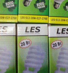 Лампа энергосберегающая LES 20W