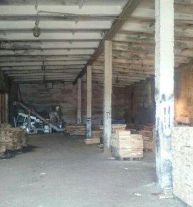 Производственное помещения