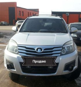 Great Wall Hover H3 122лс. МТ.