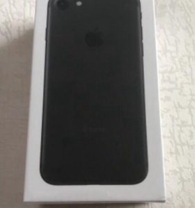 ✅ iPhone 7 32GB Matte Black