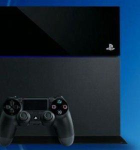 Sony Playstation 4 + 25 Игр
