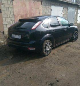 Форд фокус 2 (рестайлинг)