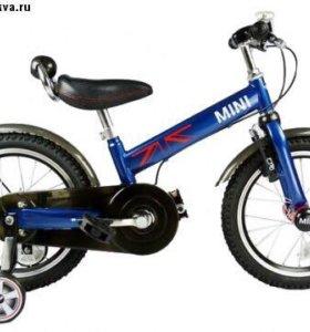 Детский велосипед MINI Cooper