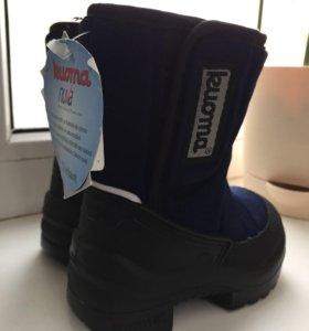 Новые ботинки KUOMA