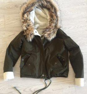 Куртка/парка женская