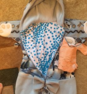 Комбинезон-мешок для ребенка
