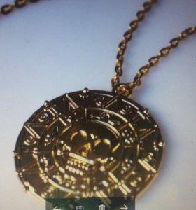Медальон из Пиратов карибского моря