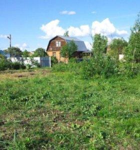 Участок 8 соток. Егорьевское шоссе 60 км. от МКАД