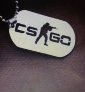 Медальон CS GO