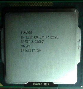 I3 2120 3.3 GHz сокет 1155