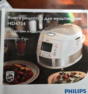 Мультиварка Philips HD4734