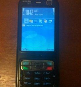 Мобильный телефон Nokia N73 Финляндия