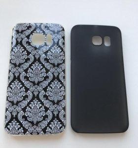 Чехлы на Samsung Galaxy S6, S6Edge