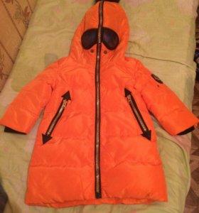 Весенняя детская куртка
