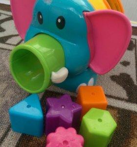 Сортер Слонёнок
