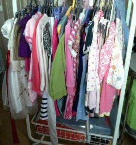 Одежда для девочки до 98 см и мальчика до 92 см