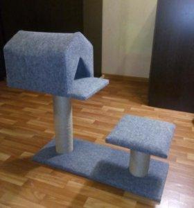 Когтеточка дом для кота или кошки