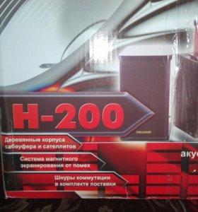 Акустическая система Microlab h-200