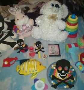 Детское, игрушки