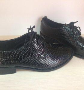 Новые женские ботиночки.