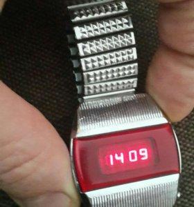 Часы электроника 1