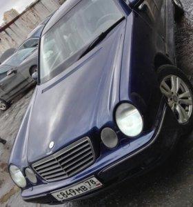 Mercedes-Benz E220 2000 disel