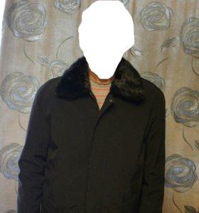 Мужская куртка зима-весна-осень