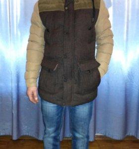 Зимняя куртка мужская.