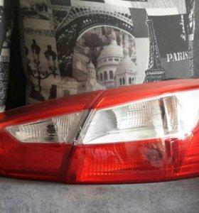 Фара задняя правая на Форд Фокус 3 седан
