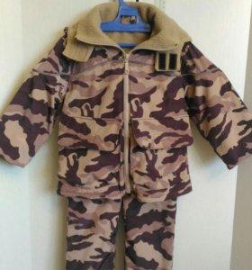 Куртка и полукомбинезон для мальчика