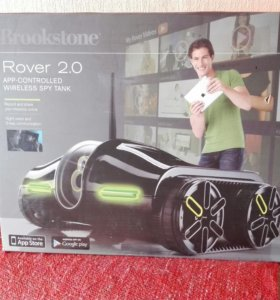 Танк управляемый с камерой Brookstone Rover 2.0 Sp