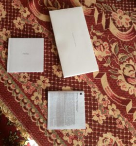 Документы Macbook White