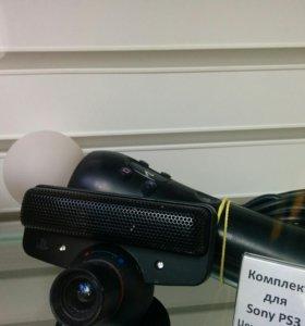 Камера и moov для ps-3
