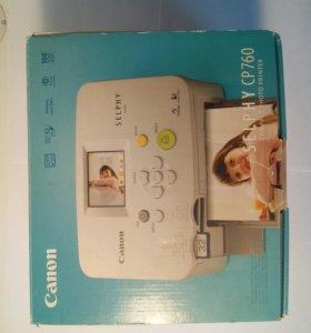 Принтер Canon CP760