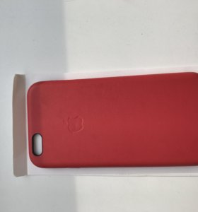 Чехол для iphone 6/6s product red.