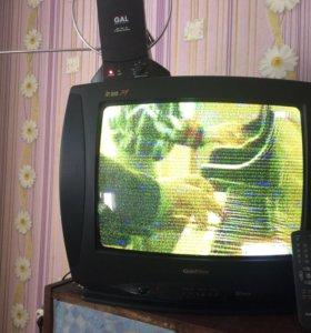 Телевизор GoldStar 51 см с пультом
