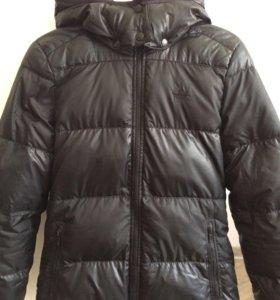 adidas original зимняя куртка