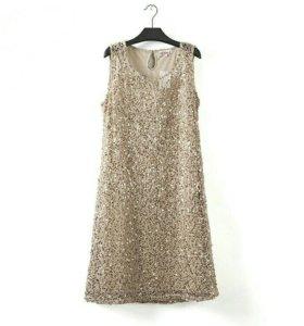 Платье вечернее, новое, с бирками. Размер 42-44-46