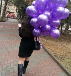 Гелиевые шары. Украшение шарами вашего праздника.