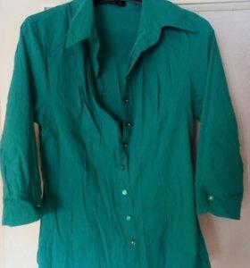 Рубашка-стрейч 48-50