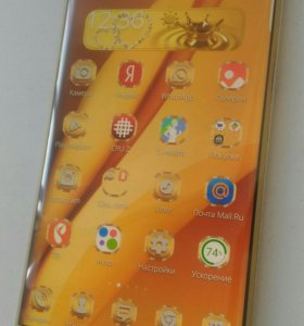 Samsung Galaxy S6 Edge Plus Demo Unit Gold