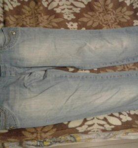 джинсы для беременных. L