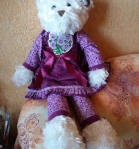 Медведица Риша 65 см